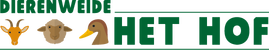 Dierenweide Het Hof Logo